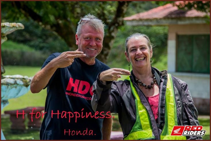 Happiness_Honda