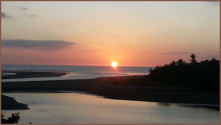 SunsetNicoyaCasaCaletas